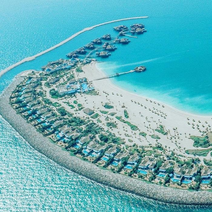 Banana island tour Qatar
