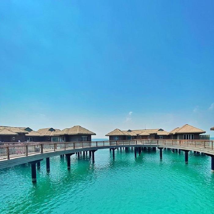 Staying at Banana Island Qatar