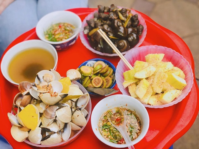 Address of snacks in Phu Quoc - Co Coc restaurant