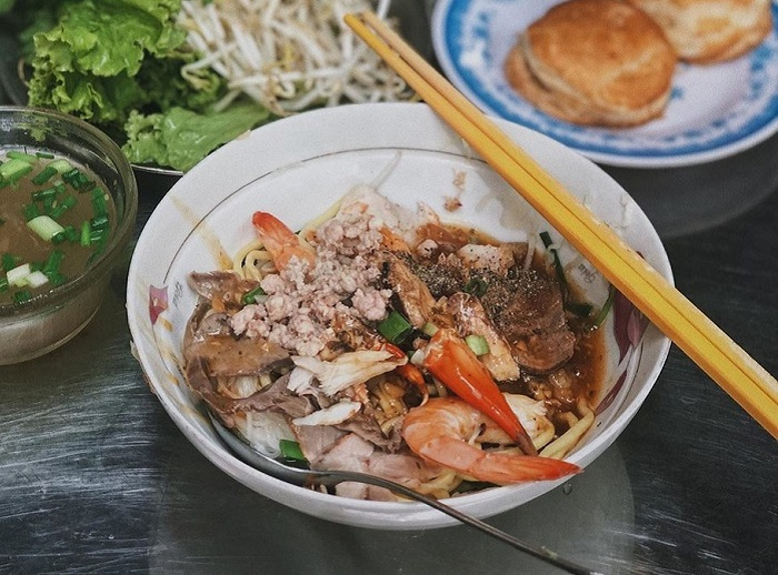 Snacking address in Phu Quoc - Quoc Anh snacks