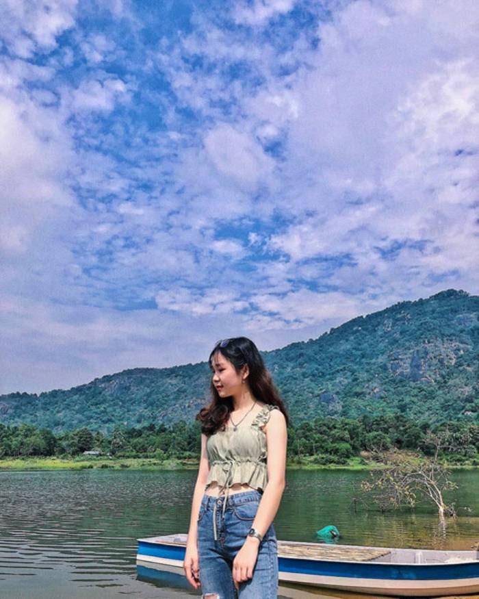 Hồ Ô Thum An Giang - Điểm check in siêu chất