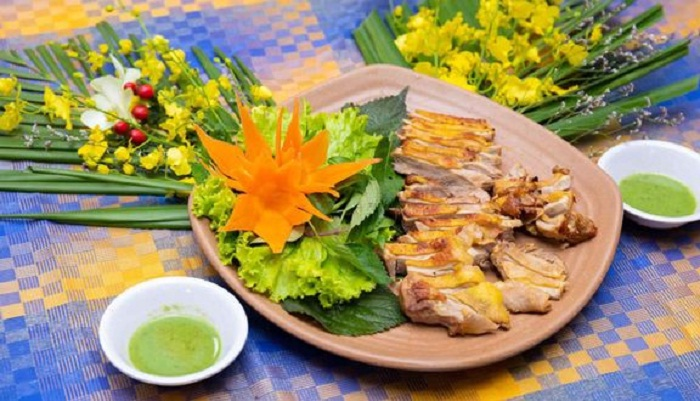 Hoa Mai 3 Estate - delicious restaurant in Buon Ma Thuot is famous near and far