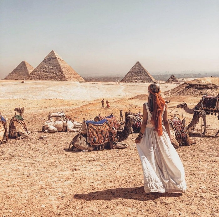 Nâng đá lên cao - một trong những bí ẩn về kim tự tháp Ai Cập