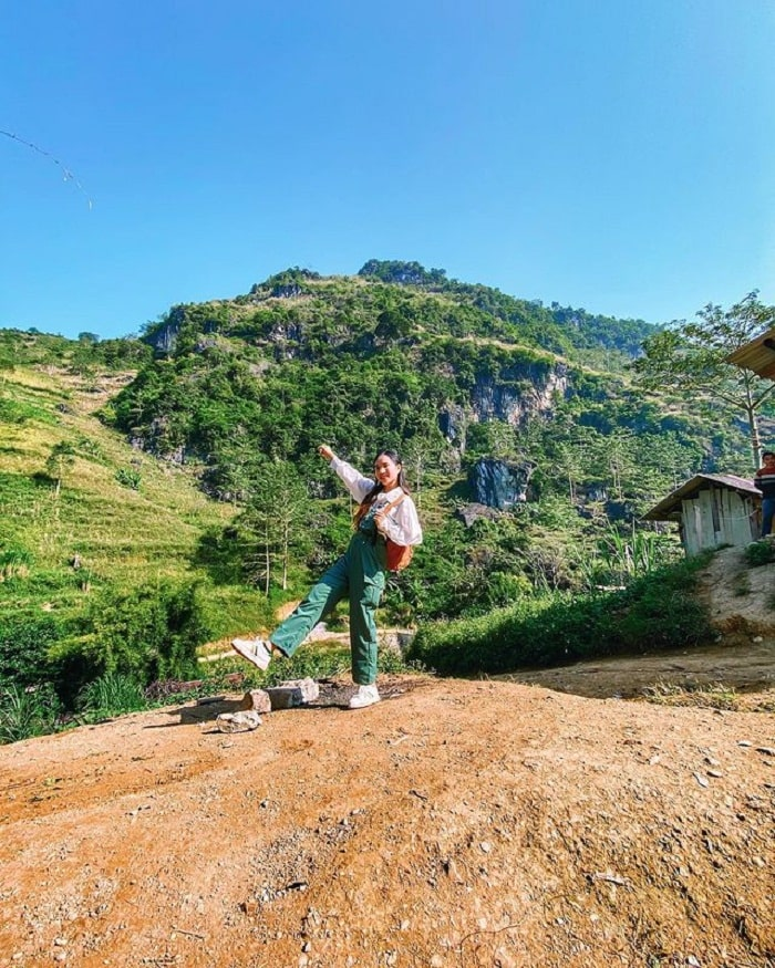 Travel experience Meo Vac