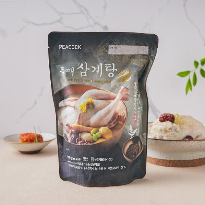 du lịch Hàn Quốc mua gì làm quà - súp gà Samgaetang