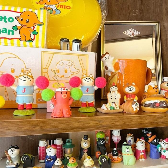 du lịch Hàn Quốc mua gì làm quà - tượng
