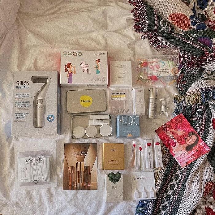 du lịch Hàn Quốc mua gì làm quà - mỹ phẩm