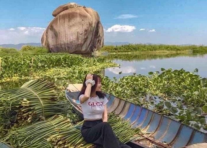 Hồ Bàu Ngừa Đồng Nai - điểm sống ảo mới toanh ngay sát Sài Gòn
