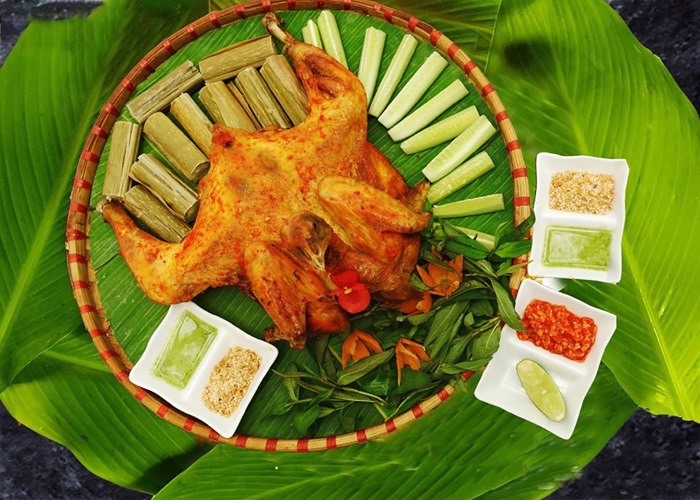 Huong Dong restaurant - a delicious restaurant in Buon Ma Thuot is famous near and far