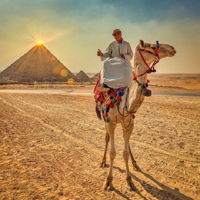 Khám phá những điều bí ẩn về kim tự tháp Ai Cập