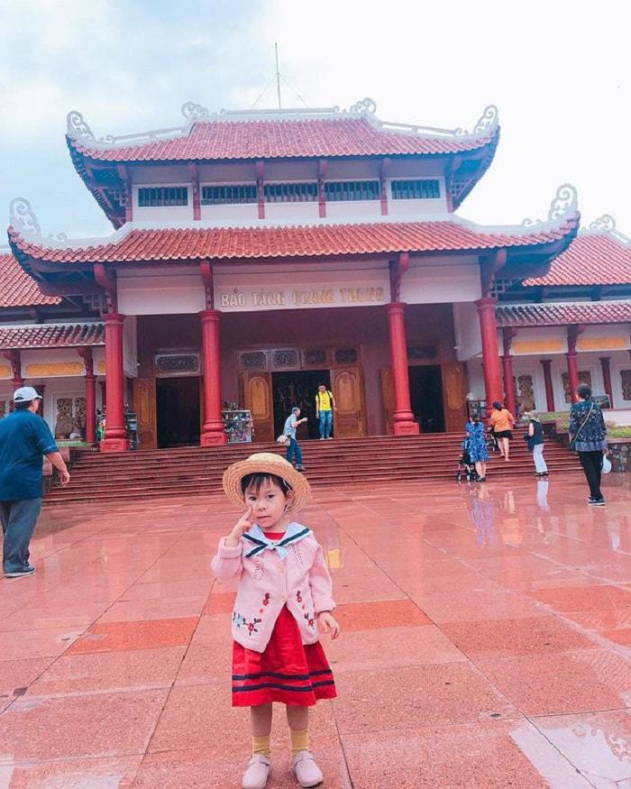 kinh nghiệm du lịch Quy Nhơn 3 ngày 2 đêm - bảo tàng Quang Trung