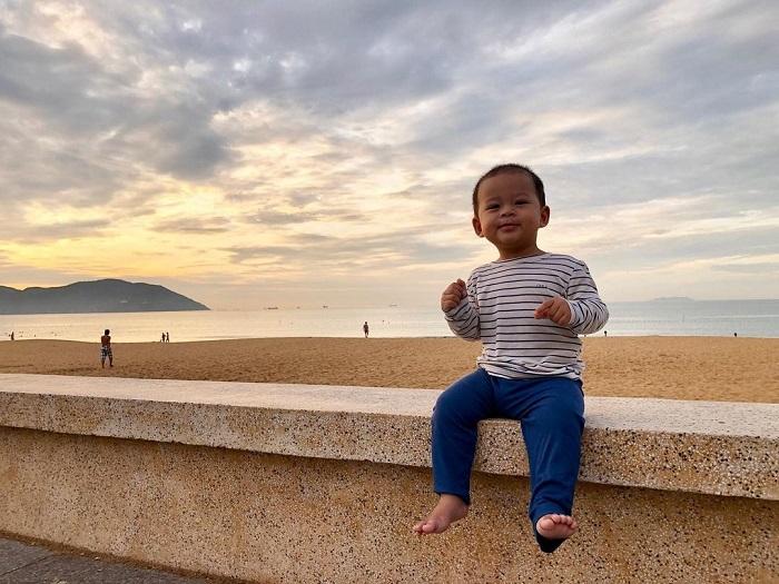 kinh nghiệm du lịch Quy Nhơn 3 ngày 2 đêm - bãi biển Quy Nhơn