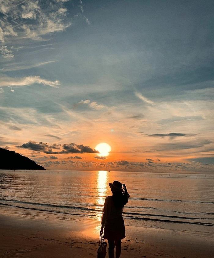 kinh nghiệm du lịch Tết Côn Đảo - ngắm hoàng hôn