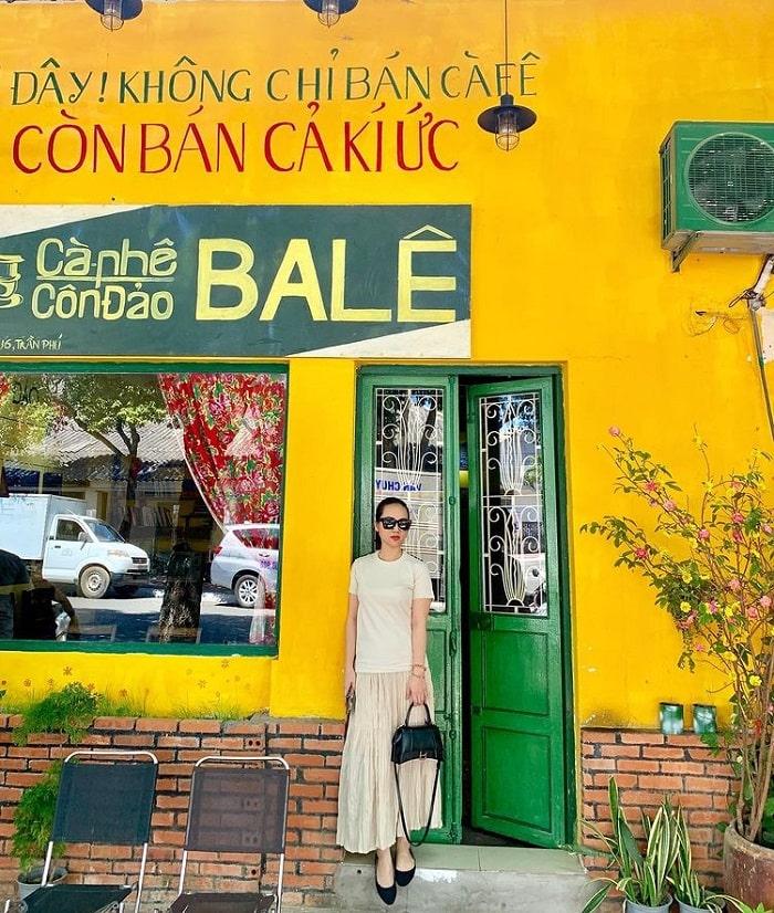kinh nghiệm du lịch Tết Côn Đảo - check in quán cafe đẹp