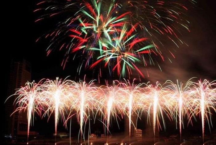 kinh nghiệm du lịch Tết Côn Đảo - xem bắn pháo hoa
