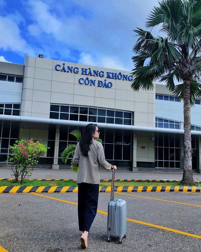 kinh nghiệm du lịch Tết Côn Đảo - phương tiện