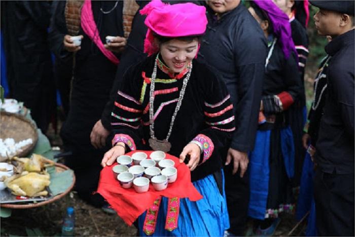 Những phong tục đón Tết kỳ lạ ở Tây Bắc-pu-peo
