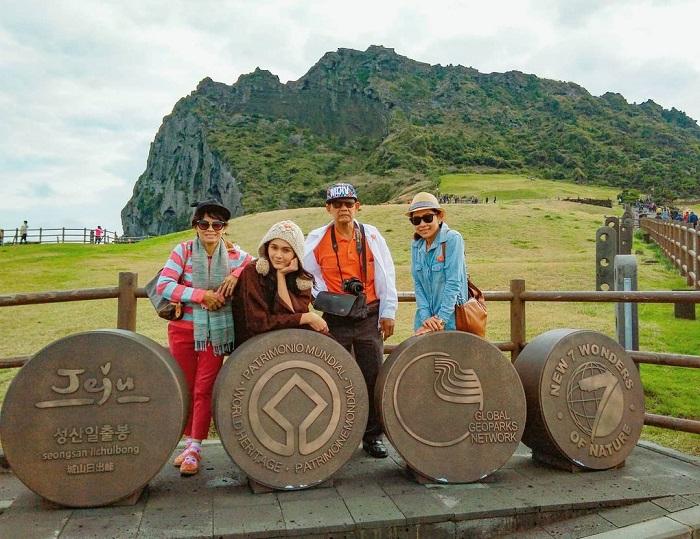 núi Hallasan Hàn Quốc - địa điểm tham quan nổi tiếng