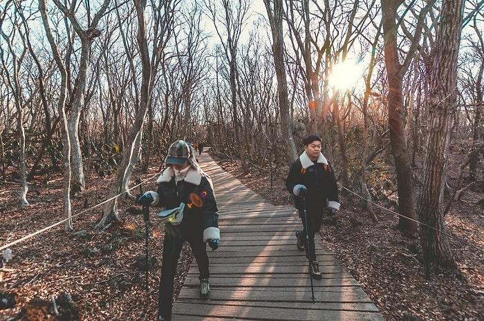núi Hallasan Hàn Quốc - vé tham quan