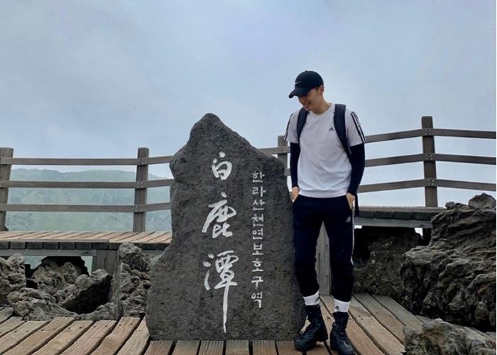 Chinh phục núi Hallasan Hàn Quốc - biểu tượng linh thiêng của đảo Jeju