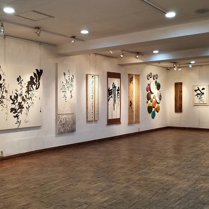 phố cổ Insadong Seoul - tham quan bảo tàng Kyungin