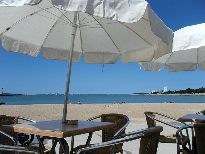 Thư giãn trên bãi biển La Rochelle - Những hoạt động tham quan ở La Rochelle