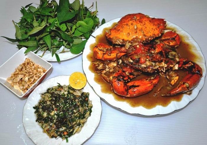 Delicious eateries near Bai Dai Phu Quoc- Leng Keng Restaurant