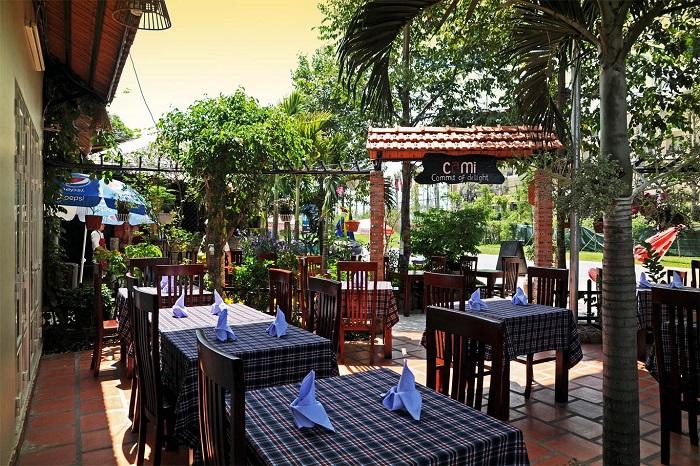 Good food restaurants near Sao Beach Phu Quoc -Cami restaurant