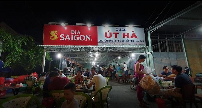 Good restaurants near Sao Phu Quoc Beach - Ut Ha restaurant