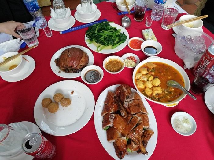 Những quán ăn ngon Lạng Sơn - nhà hàng Thảo Viên