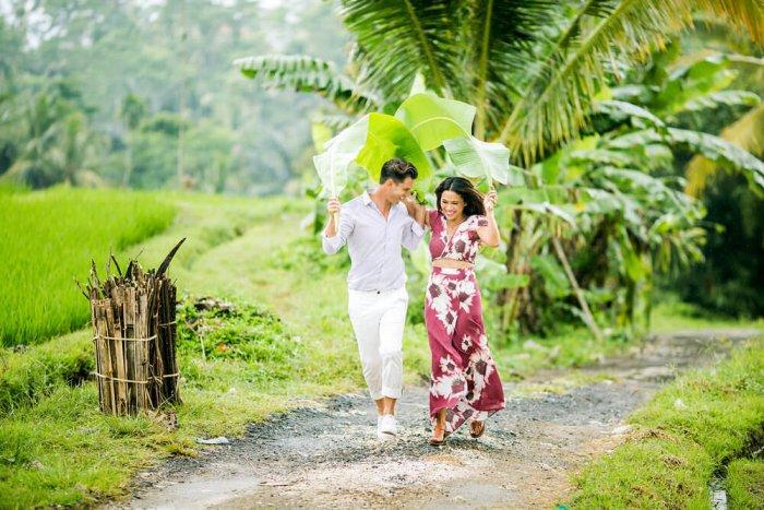 Chụp ảnh tại Ruộng bậc thang Tegalalang - Những nơi đẹp nhất để chụp ảnh ở Bali