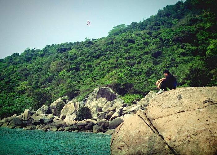 suối Nai - điểm đến đẹp tại Nhất Lâm Thủy Trang Trà Đà Nẵng