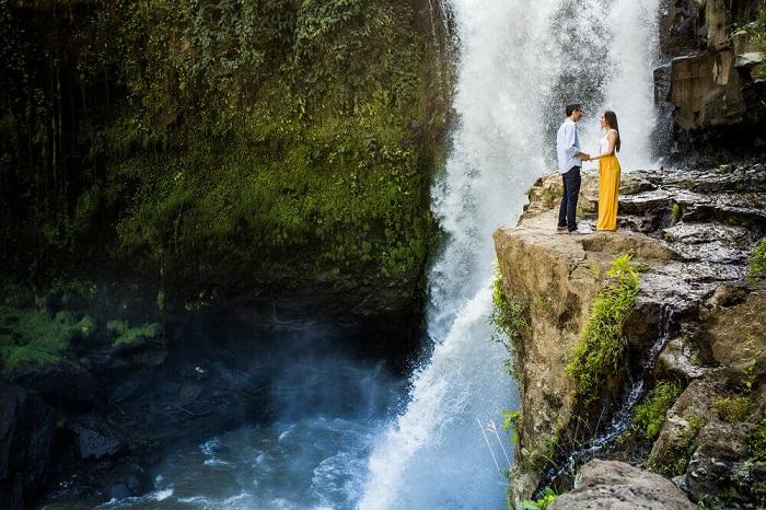 Thác Tegenungan - Những nơi đẹp nhất để chụp ảnh ở Bali