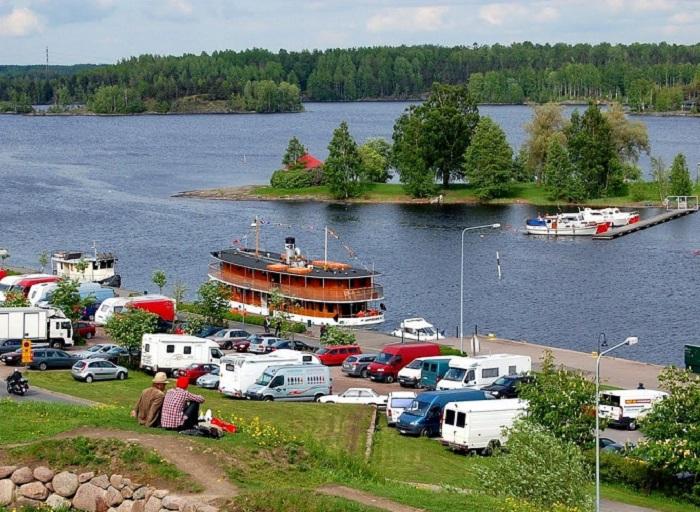 Lappeenranta - một trong những thị trấn đẹp ở Phần Lan
