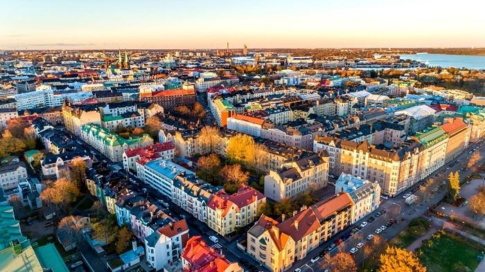 Tampere - một trong những thị trấn đẹp ở Phần Lan