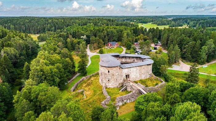 Raseborg - một trong những thị trấn đẹp ở Phần Lan