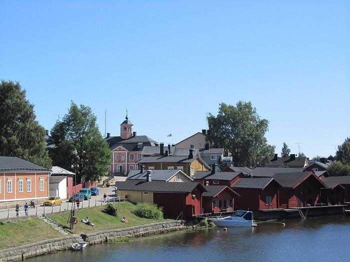 Turku - một trong những thị trấn đẹp ở Phần Lan