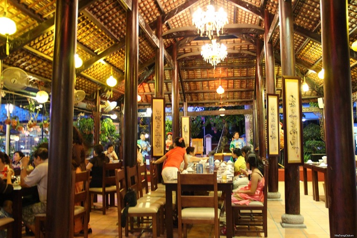 Thien Tam Quan - a delicious restaurant in Buon Ma Thuot is famous near and far