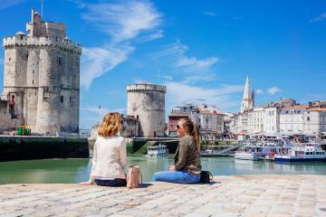 Toplist những hoạt động tham quan thú vị ở thị trấn cảng lịch sử La Rochelle