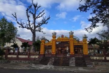Nét đẹp cổ kính của chùa Bác Ái Kon Tum giữa lòng phố núi