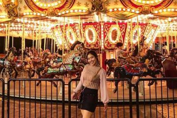 'Bật mí' những điểm du lịch đêm ở Đà Nẵng vừa đẹp vừa vui