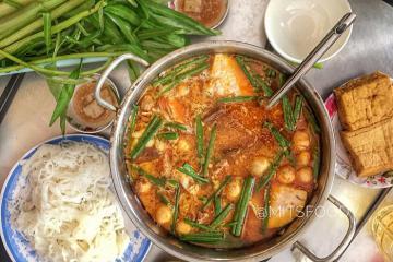 Lẩu vịt nấu chao Cần Thơ - đặc sản ngon nức tiếng xứ 'gạo trắng nước trong'