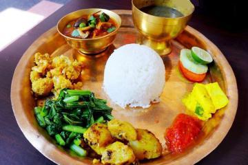 Món ăn truyền thống ở Nepal ngon 'nhức nách'