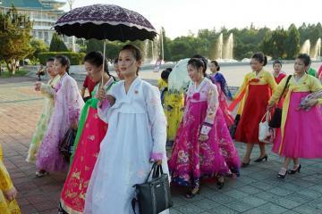 Những nét đặc sắc nhất về phong tục đón Tết cổ truyền ở Triều Tiên
