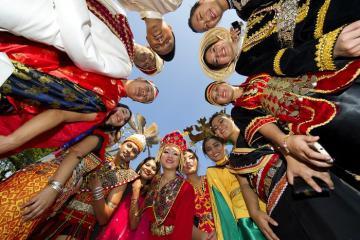 Ngạc nhiên trước những nét văn hóa Malaysia độc đáo, thú vị
