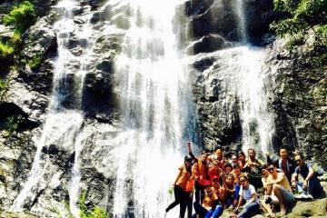 Khám phá vẻ đẹp hùng vĩ của thác nước Chapơ Ninh Thuận