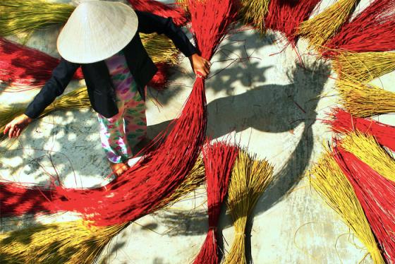 Tìm hiểu những làng nghề truyền thống ở Quảng Trị