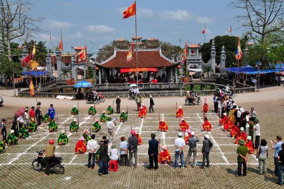 Điểm danh những lễ hội truyền thống ở Nam Định đặc sắc nhất