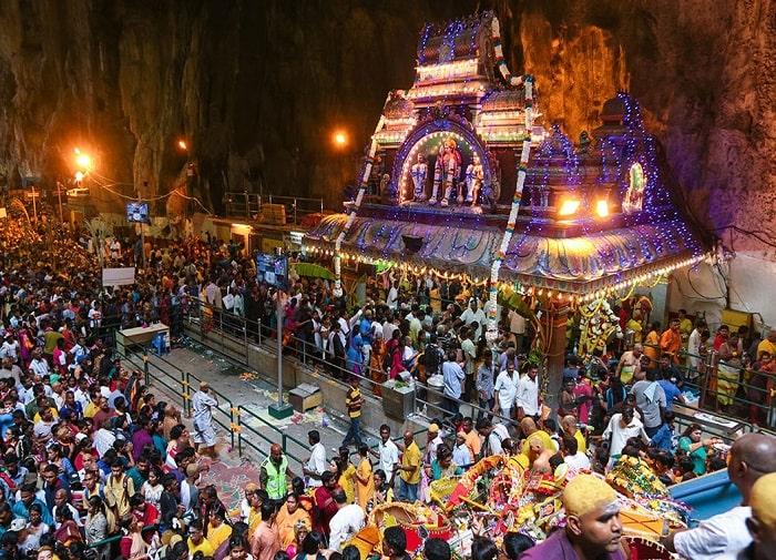 Tìm hiểu văn hóa Malaysia qua các lễ hội