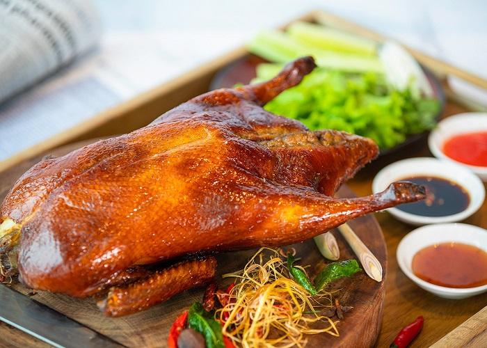 Vịt quay Lạng Sơn - món ăn nổi tiếng xứ Lạng